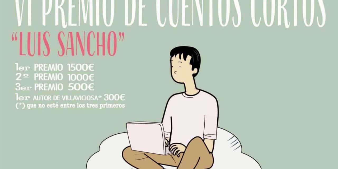 """VI Premio de Cuentos Cortos """"Luis Sancho"""""""