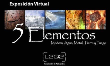 Exposición «5 Elementos» de L2Q2