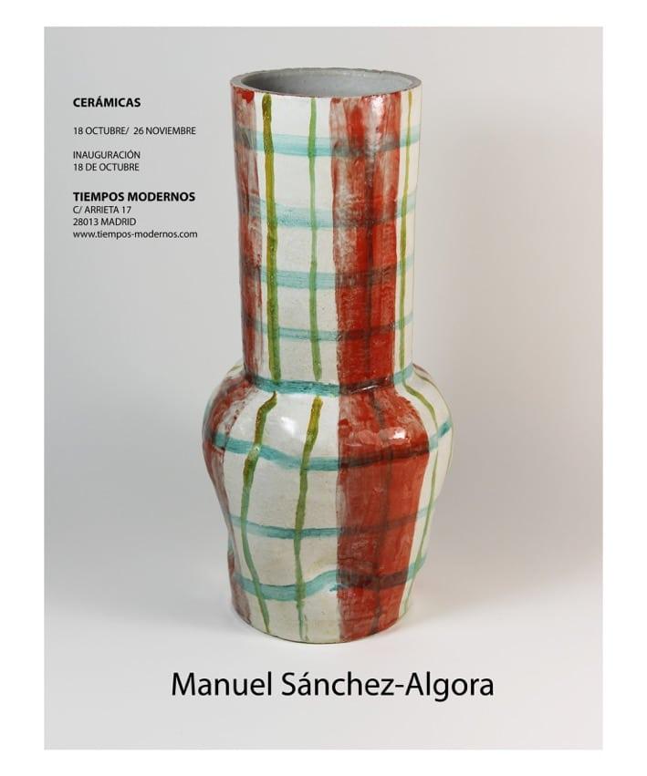 Exposición Manuel Sánchez-Algora