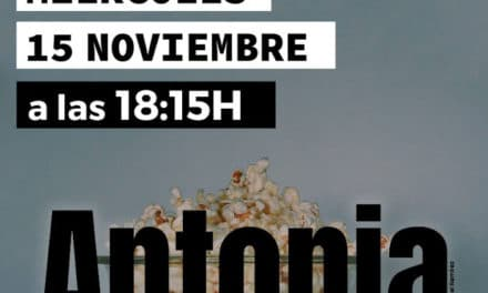 Vínculo Cineforum: Antonia