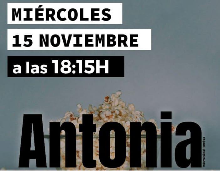 Vínculo Cineforum: Antonia