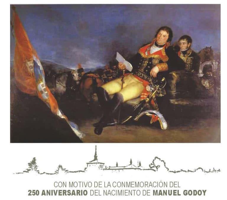 Godoy, prisionero de Fernando VII en Villaviciosa