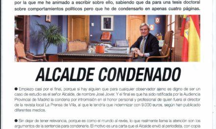 Comunicado del Alcalde