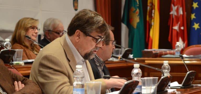 Miguel Sainz (Ciudadanos) y el Pleno de diciembre