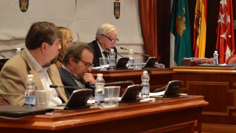 Joaquín Navarro (PP) y el Pleno de diciembre