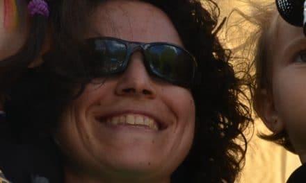 María Vela, nueva concejal de Izquierda Unida