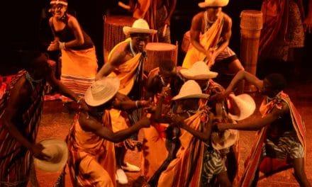 """Aquí Uganda"" a beneficio de la ONG ""Música para Salvar Vidas"""