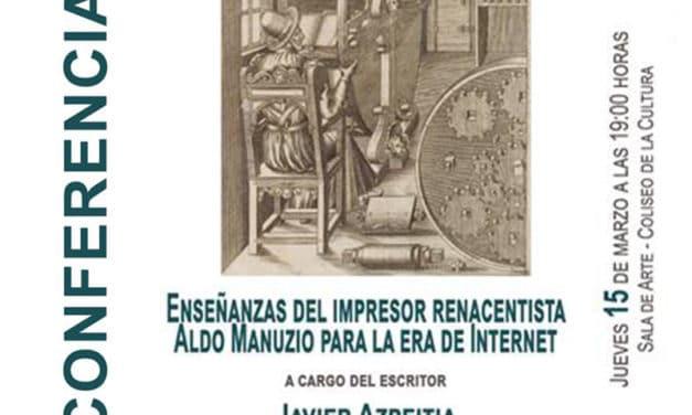 Enseñanzas del impresor renacentista Aldo Manuzio