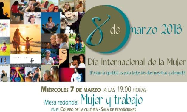 Mesa redonda: Mujer y trabajo