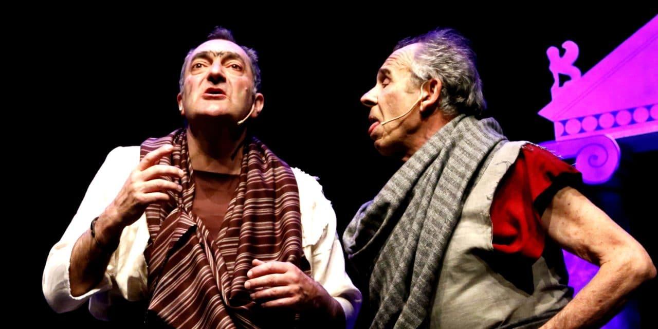 La compañía teatral Arthistrión