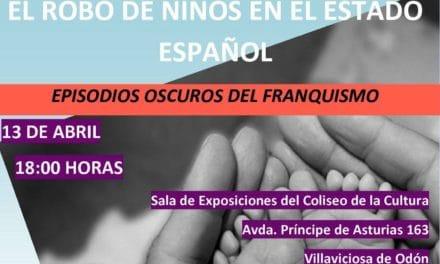 El robo de niños en España