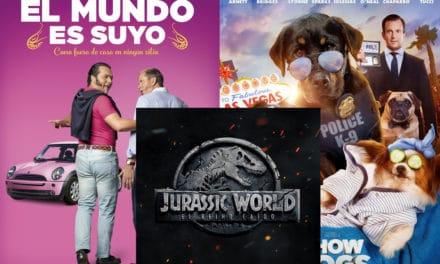 Cine de verano: 22 al 28 de junio