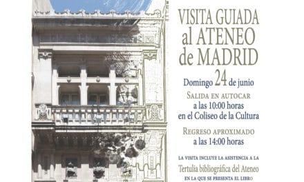 Visita guiada al Ateneo de Madrid