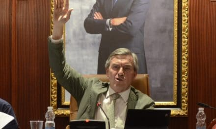 El alcalde le quita las concejalías a María Martín