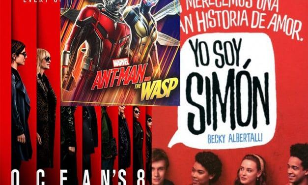 Cine de verano: 4 al 10 de julio