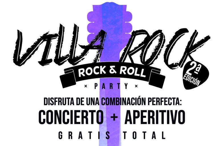 Segunda edición del «Villa Rock»