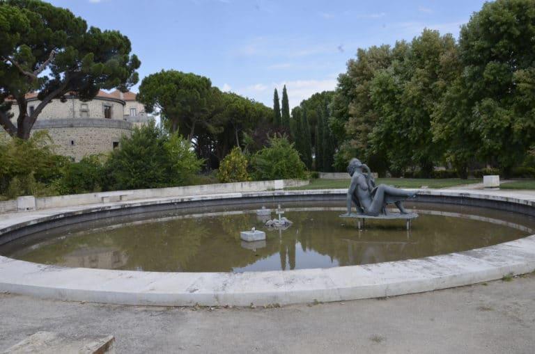 El Jardín histórico se muere