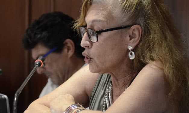 Comunicado del PSOE sobre el cese de María Martín