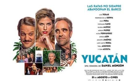 Cine de verano: 30-08 al 03-09