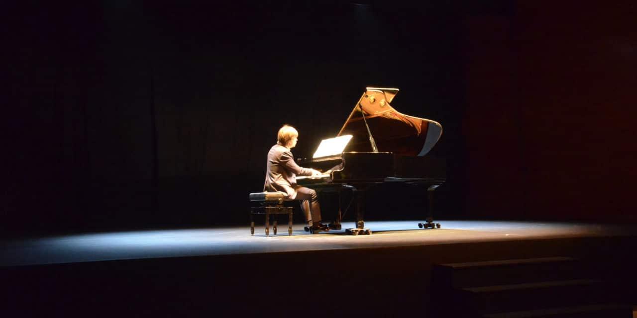Maravilloso concierto de Mario Prisuelos