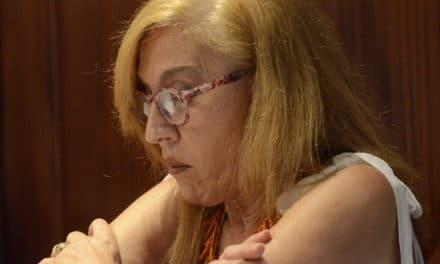 Mercedes Castañeda, candidata del PSOE