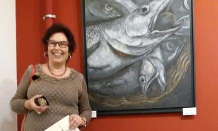 Primer premio para Milagros Rodríguez Bautista