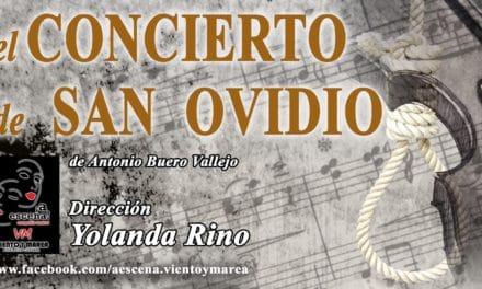 ¡A escena! presenta «El Concierto de San Ovidio»