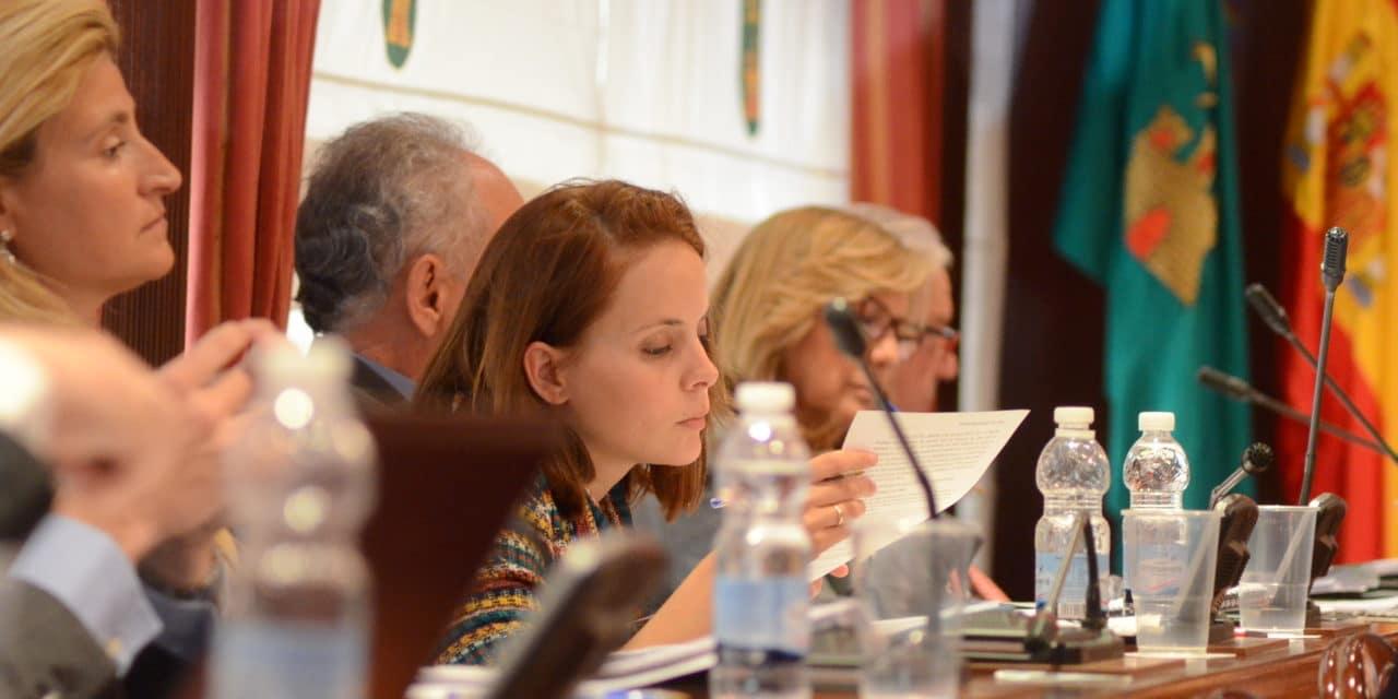 María Martín dimite como Secretaria General del PP de Villaviciosa