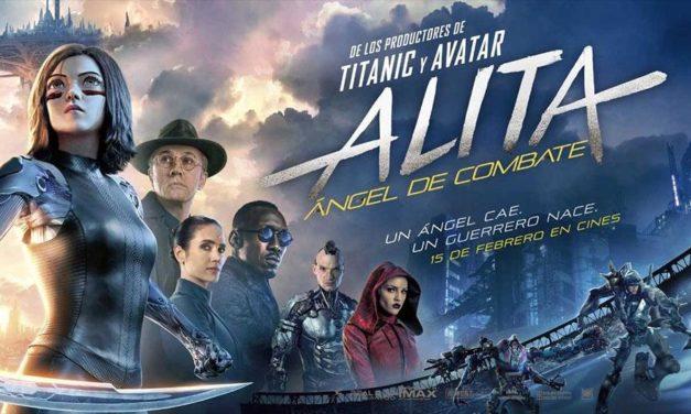(15-feb) Alita: Ángel de combate