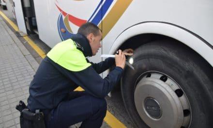 Villaviciosa se suma a la campaña especial de la DGT sobre vigilancia y control del transporte escolar