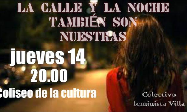 En Villaviciosa también violan