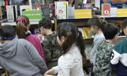 Los alumnos eligen los libros