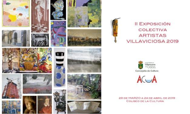 II Exposición Colectiva Artistas Villaviciosa 2019