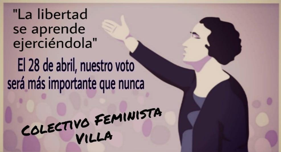 """""""Clara Campoamor. La Mujer Olvidada"""" en el Salón Cívico el 5 de abril"""