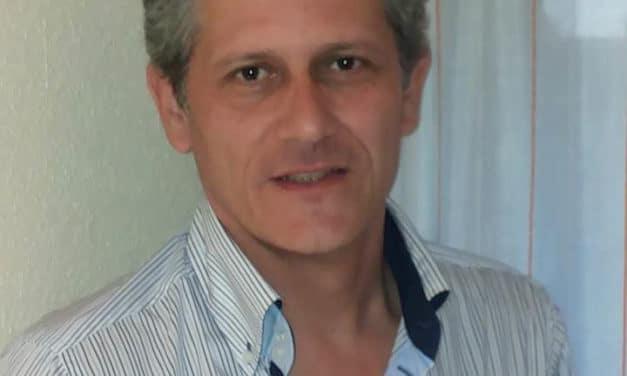 José Luis Pérez Viu, candidato de Ciudadanos a la alcaldía