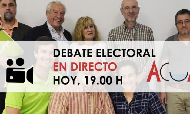 Debate Electoral 2019