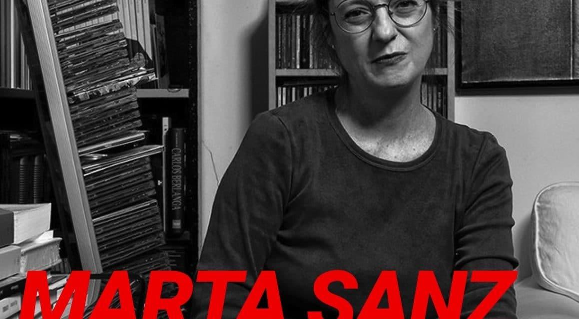 Marta Sanz en Los Libros Salvajes