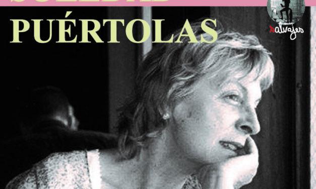 Soledad Puértolas, Feria del Libro, Cuentacuentos… Primer aniversario de «Los Libros Salvajes»