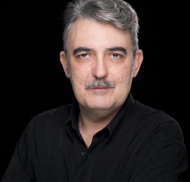 Nuevo director de la compañía teatral AEscena Viento y Marea