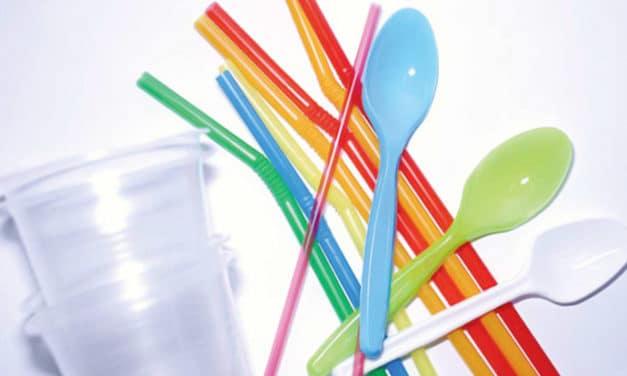 Contra el uso del plástico