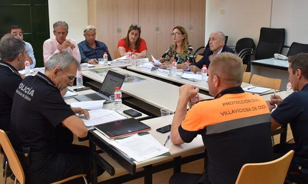 La Junta Local de Seguridad se reúne, sin la oposición, para analizar el dispositivo con motivo de la celebración de las Fiestas 2019