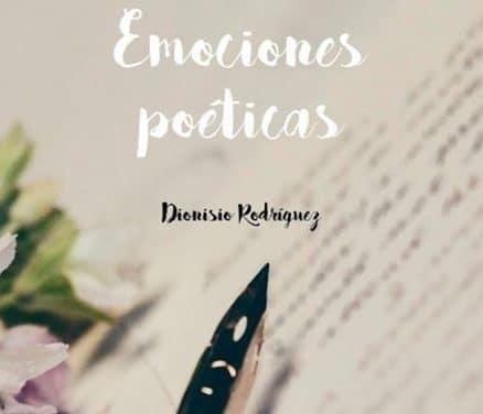 «Emociones poéticas», de Dionisio Rodríguez, se presenta en el Coliseo de la Cultura