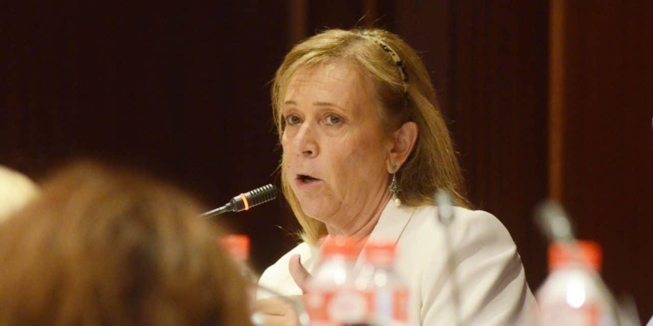 Pilar Martínez afirma que «Se han troceado los contratos»