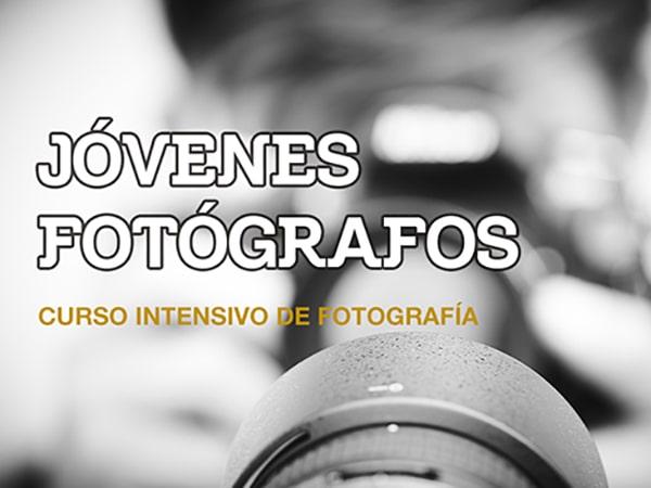 Curso de fotografía gratuito para jóvenes