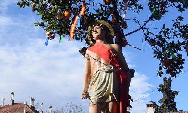 La Hermandad de San Sebastián convoca un concurso infantil de pintura