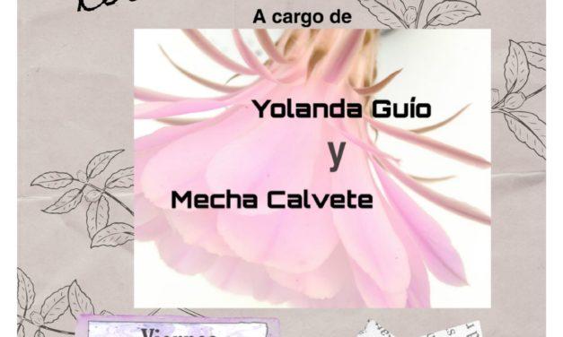 RECITAL POÉTICO A CARGO DE YOLANDA GUÍO Y MECHA CALVETE