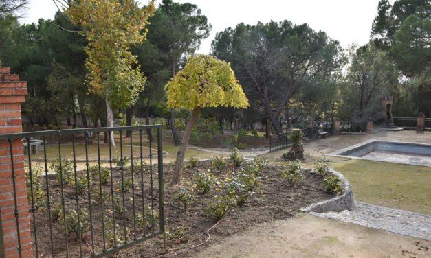 Este viernes se reabren los jardines de la finca de Doña Laura García Noblejas
