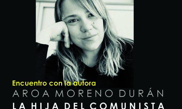 «LA hija del comunista» En los Libros salvajes