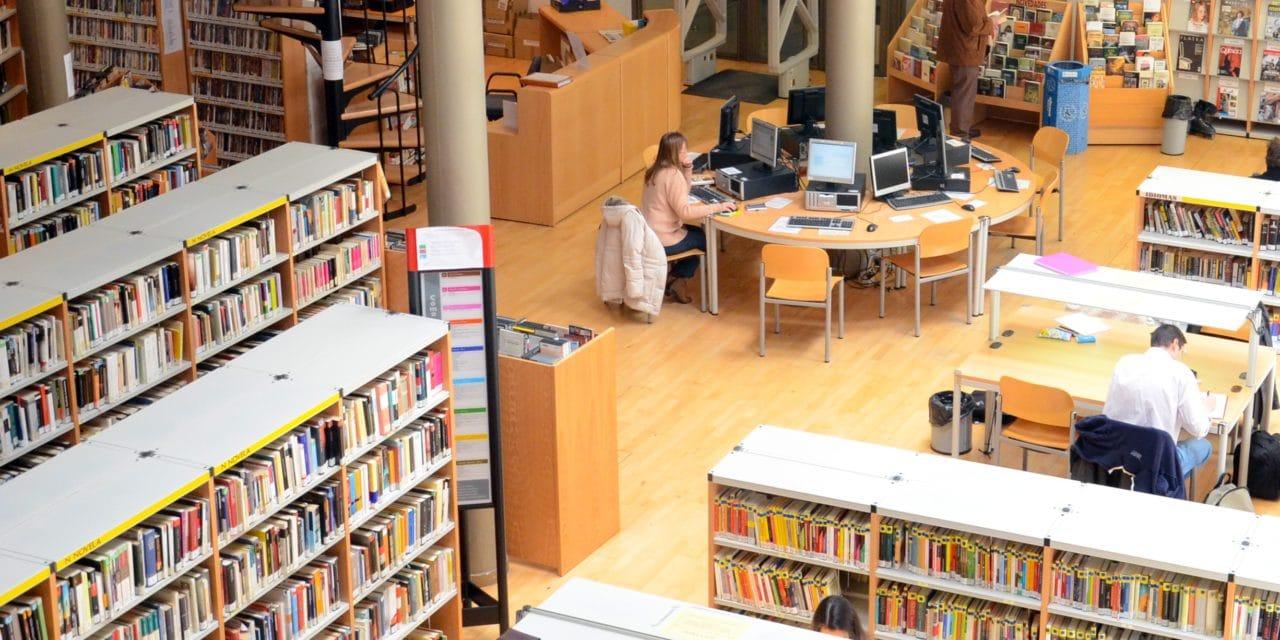 La biblioteca municipal «Luis de Góngora» amplía su horario durante el periodo de exámenes