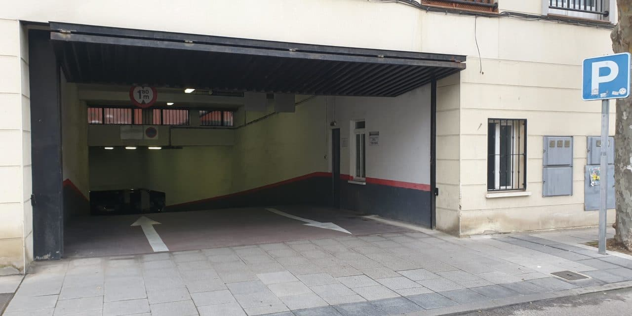 El aparcamiento municipal de la calle Nueva abrirá a las 9:00 horas desde el 10 de febrero